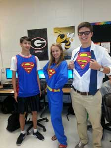 smallMrLees_SuperHeroes_APcompSci2nd